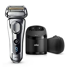 best electric shaver review - BRAUN Series 9 9295cc Wet and Dry
