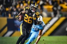 Is LeVeon Bell back to being the Steelers WR2?