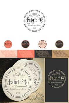 """Айлин Хакова Графичен Дизайн: Лого дизайн за """"Фабрик Ко"""" (дизайн и принтиране на..."""