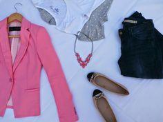Mensagem de Isa: Top 5 College Wardrobe Essentials