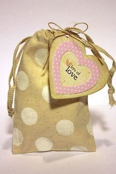 Polka Dotted Canvas Bag by Heather Nichols for Papertrey Ink (February 2013)