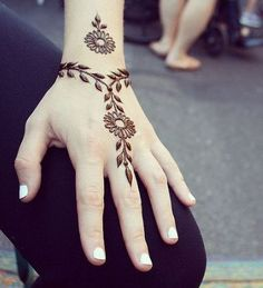 To enhance the beauty of hands, henna art has always played a beautiful role. As you already know, it's a kind of tattoo but it's not permanent. It automatically fades away with time. Basically hen…