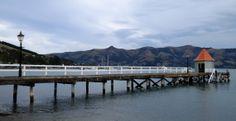 Akaroa Harbour, NZ