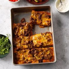 15 Easy and Yummy Meat Recipes For a Quick Dinner Pizza Recipes, Casserole Recipes, Meat Recipes, Mexican Food Recipes, Cooking Recipes, Mexican Dishes, Dinner Recipes, Recipies, Beef Casserole