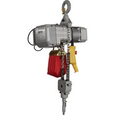 Chain hoist is a widely used manual hoisting machinery which is easy to use and carry.