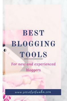 Blogging Resources - Secrets of a Work at Home Mom Blog Layout, Recipe Organization, Blog Planner, Work From Home Moms, Free Blog, Blogging For Beginners, Make Money Blogging, Blog Tips, Making Ideas