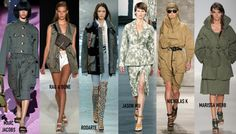 military inspired fashion - Google Search
