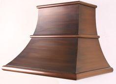 brass or copper cottage stoves | Copper Range Hoods