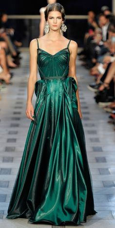 Dress - EMERALD