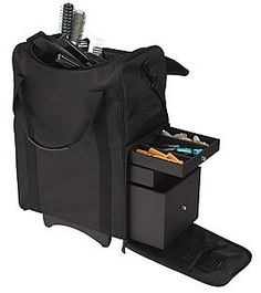 Direct Salon Supplies New Trolley Case