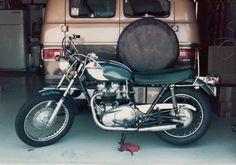 Suburban Southern California Garage.  Circa 1970