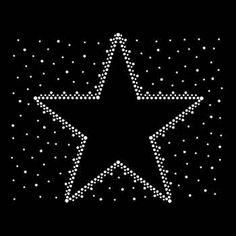 Bling Wallpaper, Cute Wallpaper Backgrounds, Soda Can Crafts, Sewing Cards, Rhinestone Art, Dot Art Painting, Diamond Art, Hand Embroidery Patterns, Star Designs