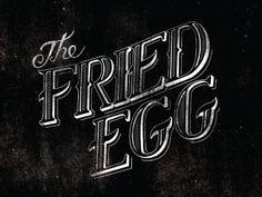 Fried Egg  by kirk visola