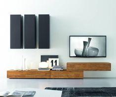 Wohnwand italian design  IKEA Wohnwand BESTÅ - ein flexibles Modulsystem mit Stil … | Pinteres…