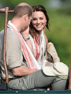 Prince William and Princess Kate Take on Indian Wilderness! Royal Couple See Wild Elephants, Baby Rhinos and More on Safari http://www.people.com/people/package/article/0,,20395222_20999833,00.html