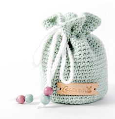 Spectacular Free crochet sample: BAG Beautiful See what I discovered on Fre. Diy Crochet And Knitting, Crochet Amigurumi, Crochet Gifts, Crochet Stitches, Crochet Hooks, Free Crochet, Crochet Patterns, Diy Haken, Diy Bags Purses