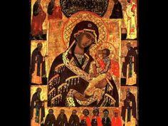 Orthodox Hymns  تراتيل أَرثوذكسية Painting Videos, Byzantine, Angel Wings, Angels, Greek, Christian, Music, Youtube, Art