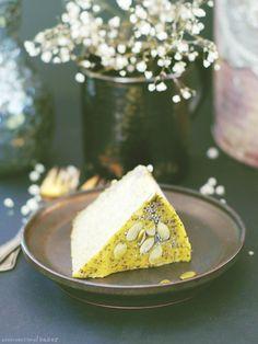 Lemony Cauliflower Cake | Unconventional baker