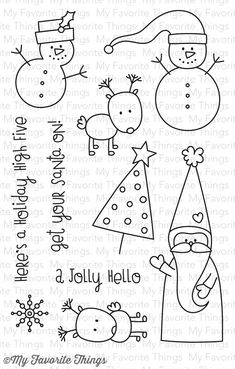 MSTN Christmas Cuteness