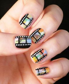 Movie Manicure by Chasing Shadows