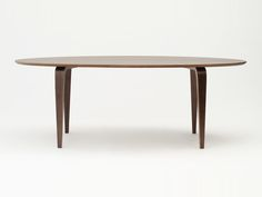 Cherner Dining Table Oval, just lovely, but it would be even better if it was extendable.