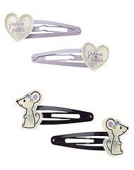 Gymboree Petite Mademoiselle Mouse Hair Clips '08