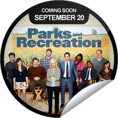 Parks and Recreation Season 5 Coming Soon...Welcome back to Pawnee! Check-in with GetGlue.com for this exclusive Parks & Rec sticker.