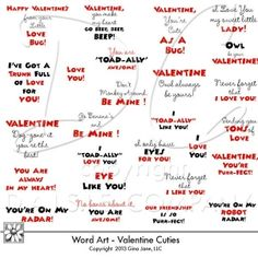 valentines day sayings for everyone