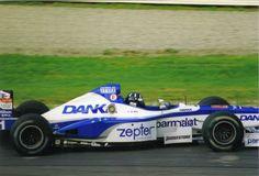 Damon Hill (Danka Arrows Yamaha), Arrows A18 - Yamaha OX11A 3.0 V10, 1997 Italian Grand Prix, Autodromo Nazionale Monza