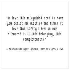 5 (Slightly Dark) Love Quotes Love Quotes Download, Dark Love Quotes, Chimamanda Ngozi Adichie, It Takes Two, Good Times, Qoutes, Feelings, Quotations, Quote