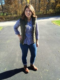 Favorite Fall outfit: What I Wore - 10/22