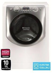 Hotpoint-Ariston AQD1070F 49TK 10 Kg Yıkama (1400 Devir) 7 Kg Kurutmalı Çamaşır Makinesi