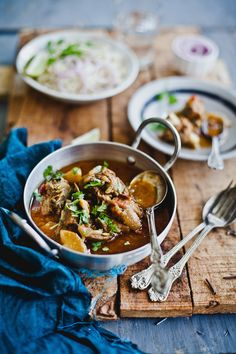 sunday mutton curry by @playfulcooking