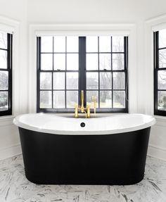 Black Tub by Rikki Snyder
