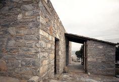 Katerina Tsigarida Architects · Primitive Hut