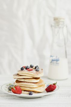 Pancakes | Food Photo Life, February 2014 [Original recipe in Russian]