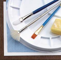 Must-Have Acrylic Tools | How to Paint with Acrylics