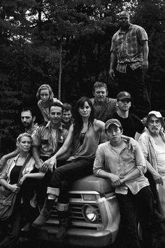 The Walking Dead - Cool pic season 2
