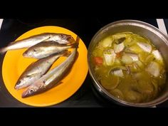 Peste marinat ! Marinated marine fish ! - YouTube