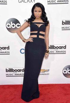 Nicki Minaj | All The Looks From The Billboard Music Awards Red Carpet