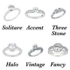 engagement rings types of cuts 5 - Wedding Ring Types