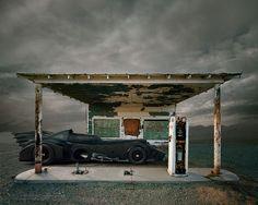 Batman Decay: Photos by Travis Durden