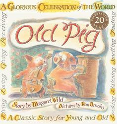 Old Pig - Ron Brooks