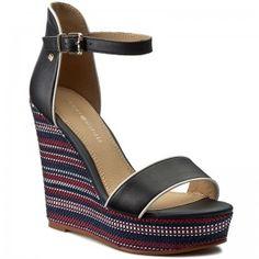 Sandále TOMMY HILFIGER - Beatrice 12C FW0FW01043 Rwb 020