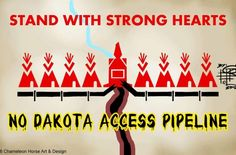 Why The Struggle Is Bigger Than One Pipeline: Oil Company Lied ...