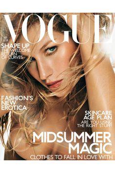Gisele Bundchen Style and fashion pictures (Vogue.com UK) (Vogue.co.uk)
