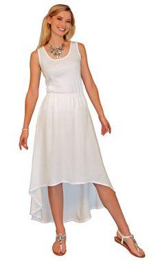 Hi-Lo Midi Skirt