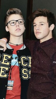 Matt and Cam:)