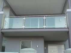 Railing Manufacturer: Glass and Stainless steel railing manufacturers in Delhi Gurgaon Noida Faridabad Ghaziabad Greater Noida Balcony Glass Design, Glass Balcony Railing, Balcony Grill Design, Balcony Railing Design, Glass Stairs, Glass Door, Steel Grill Design, Steel Railing Design, Modern Stair Railing