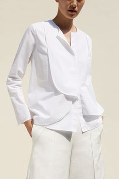 COS | The everyday shirt, reinvented